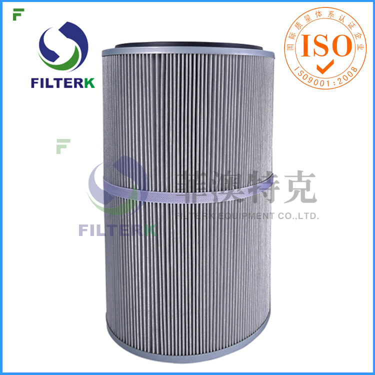 Industrial Polyester Dust Collector Air Filter Cartridge