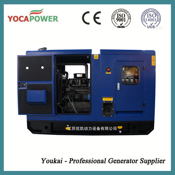 150kVA Cummins Soundproof Generator Diesel Generating