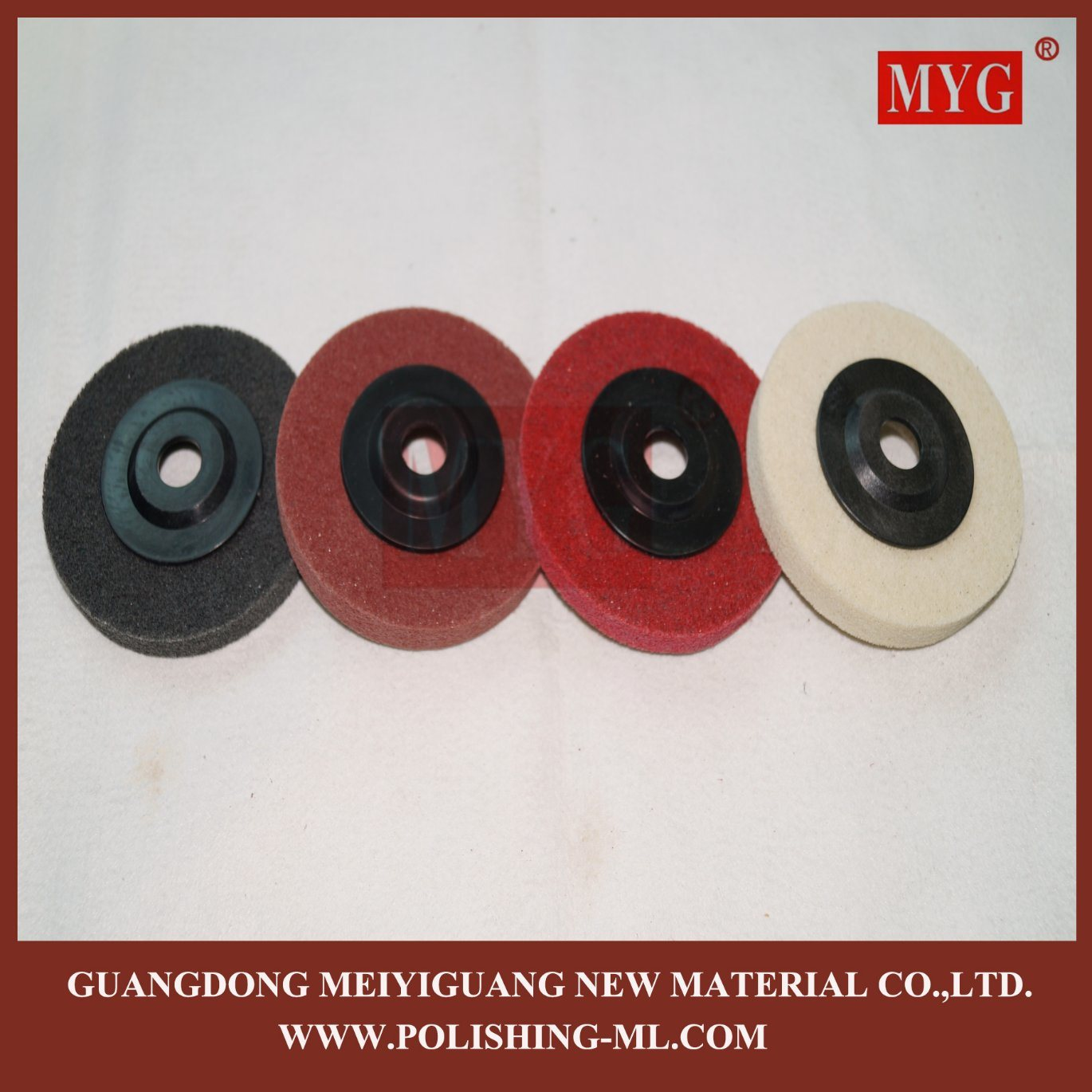 Bsa Plastic Cover Polishing Disc Manufacturer