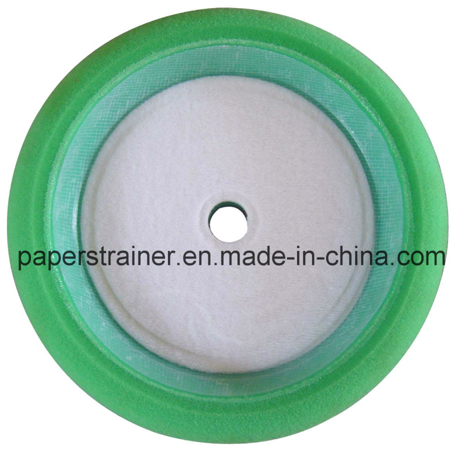 Foam Polishing Pad Green 230mm