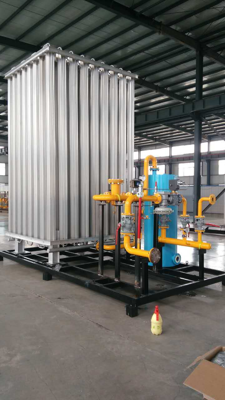 Industrial Gas Devices/Industrial Gas Skid-Mounted Device