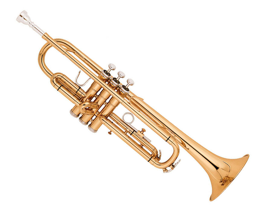 China Trumpet (TR-24) - China Musical Instrument, trumpet