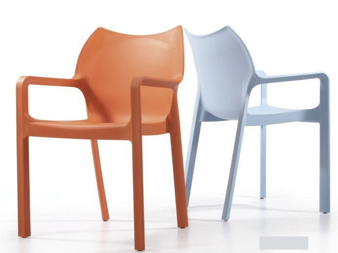 Dinning Chair For Cafe : ... Chair/Cafe Chair/Dining Chair (DC-671) - China Plastic Chair, Cafe