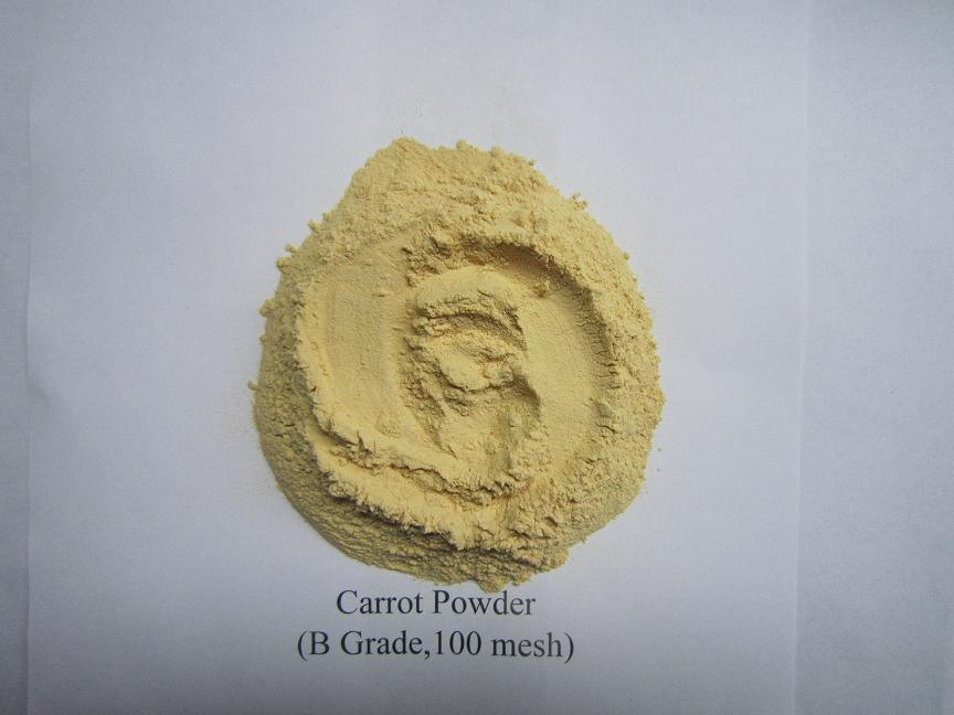 Dehydrated Carrot Powder