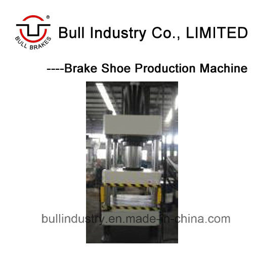 Brake Shoe Making Machine of Hot Press Machine