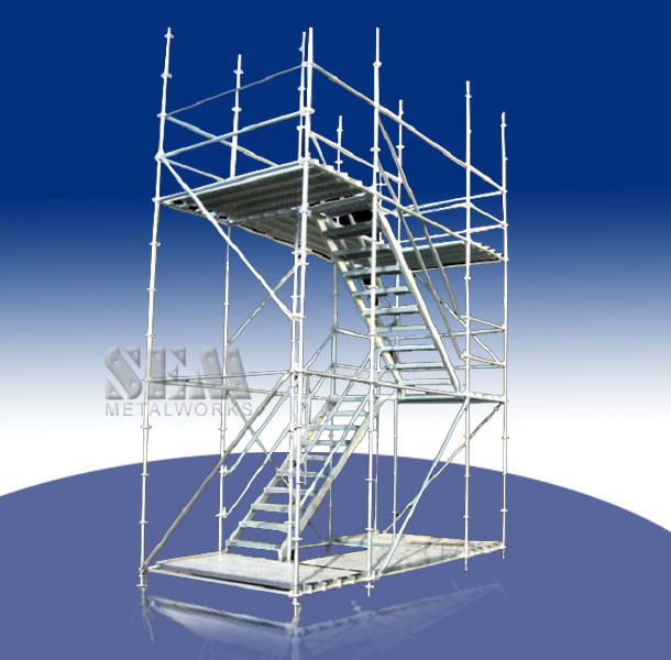 Ringlock Scaffolding -2 - China Scaffold, Ring Lock