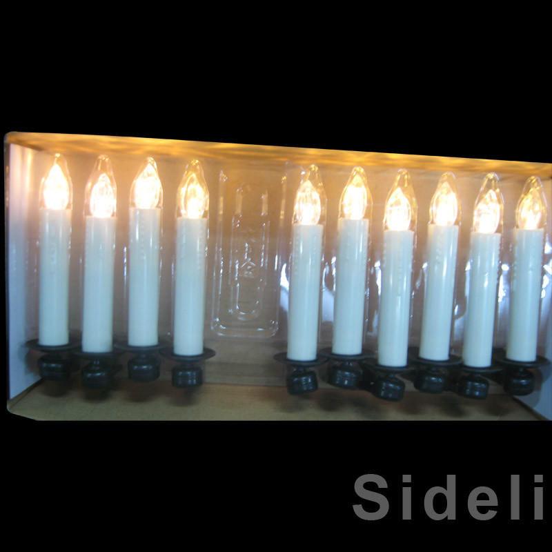 Remote Control LED Christmas Candle Light (00133) Photos & Pictures
