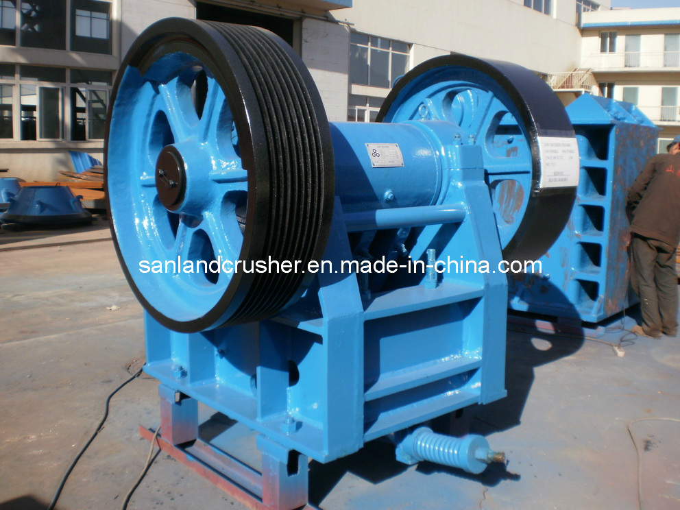PEF Series Jaw Crusher