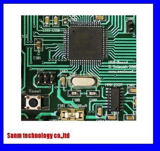 Thru-Hole and Surface-Mount PCB Assembly for Power Amplifier Circuits (MP-301)