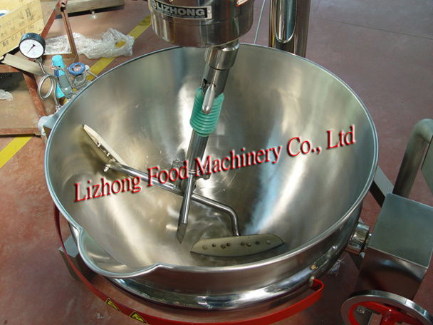 Steam Cooking Mixer (LZGQ200-0.4XG)