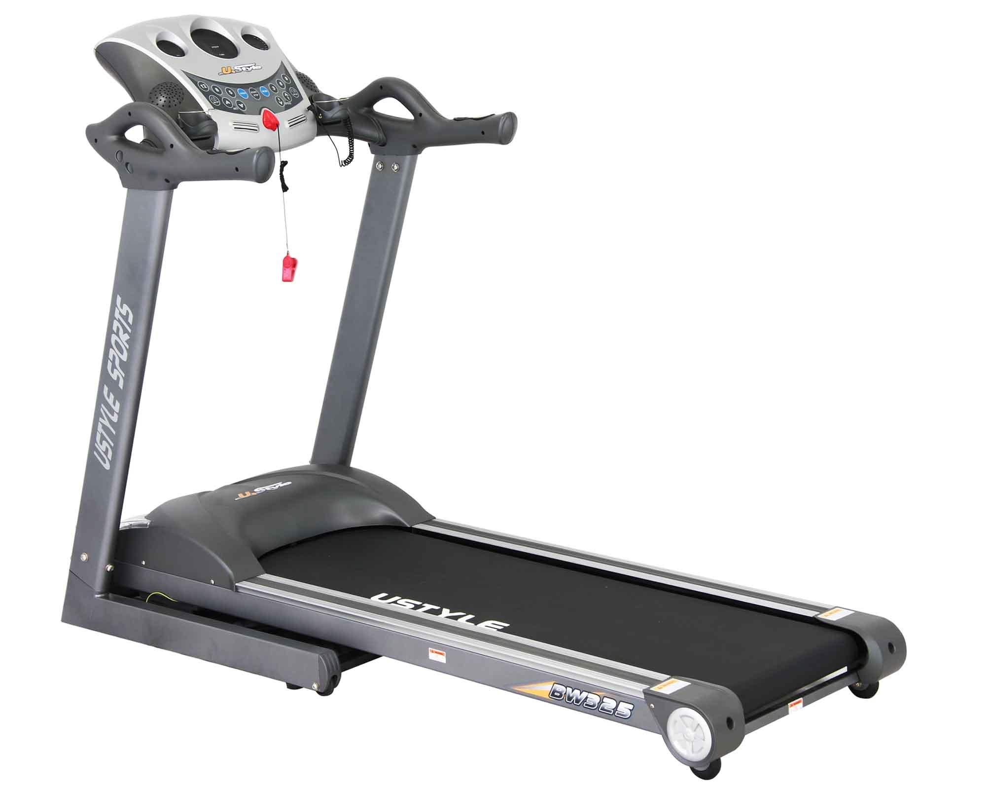 China Motorized Treadmill Bw325 China Electrical Treadmill Manual Treadmill