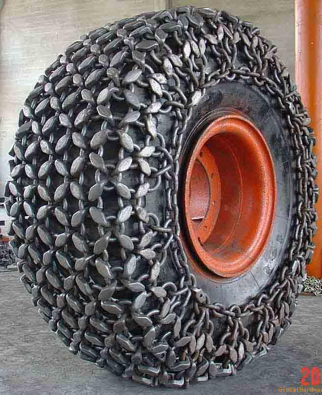 Chinese Tyres Mail: China Tire Protection Chains