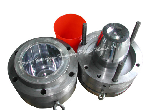 Plastic Household Dustbin Mould (HY022)