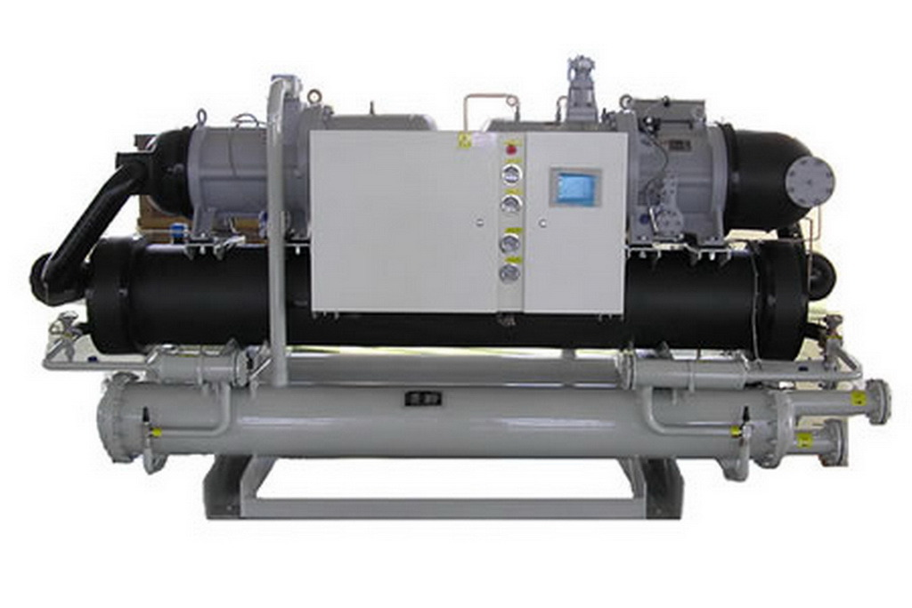China Screw Water Chiller Air Cooled Chiller