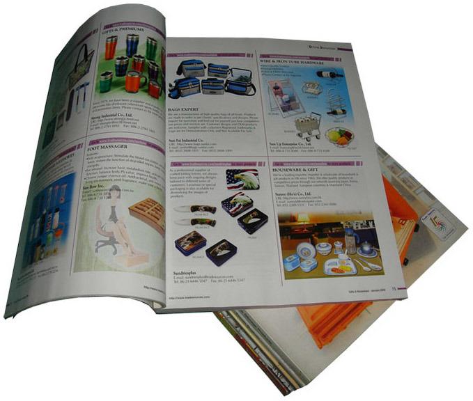 High Quality Perfect Binding Book (YY-K0003)