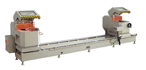 Kt-383b Aluminum Double Head Cutting Machine