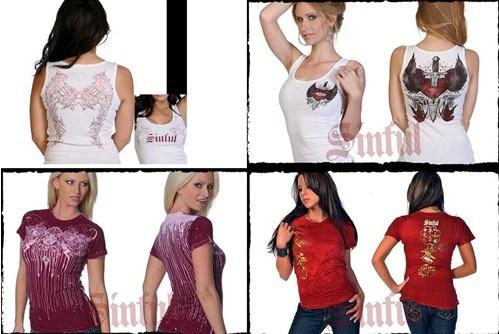 Women s Fashion T-Shirts