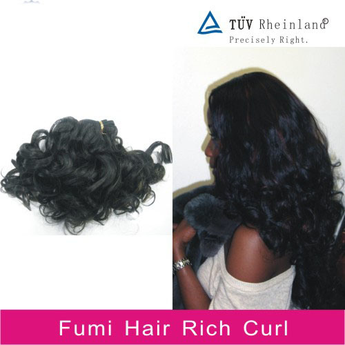 Aunty Funmi Hair High Volume Rich Curl Indian Hair - China Funmi500