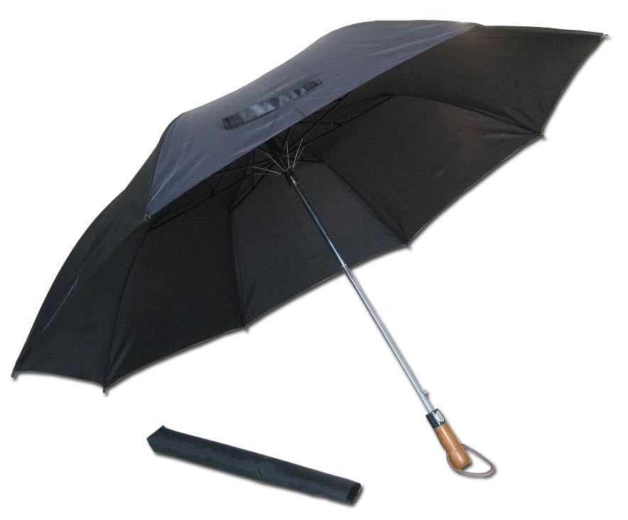 China 2 Folding Golf Umbrella China Umbrella Folding