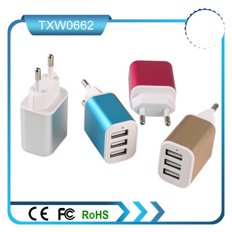 Phones Wall Charger Universal Wall Socket USB Wall Charger