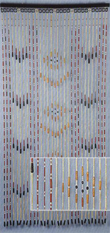 Acrylic Beaded Curtains - Unusual Home Accents