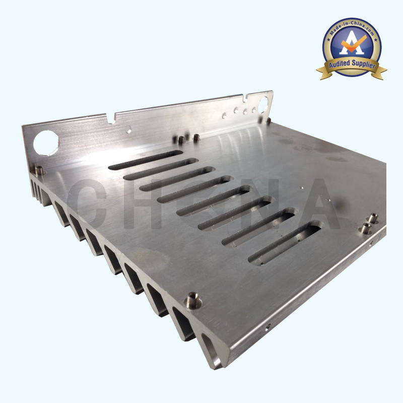 Hardware Assembly Aluminum Extruded Heat Sinks