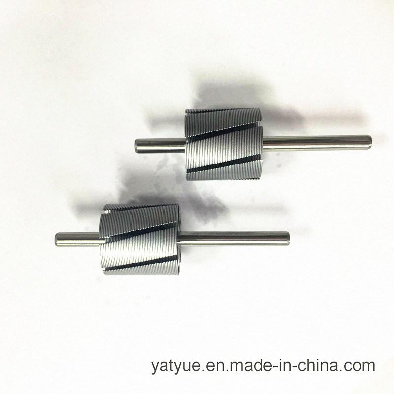 Micro Motor Parts Rotor 24X7p