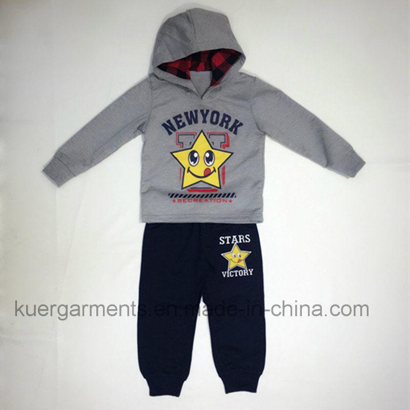 Hot Sale Boy Sports Suit Fashion Kids Clothes
