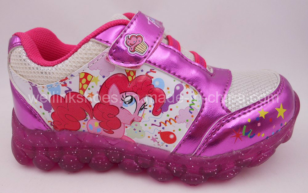 Sports Shoes with Light for Girls My Littlt Pony