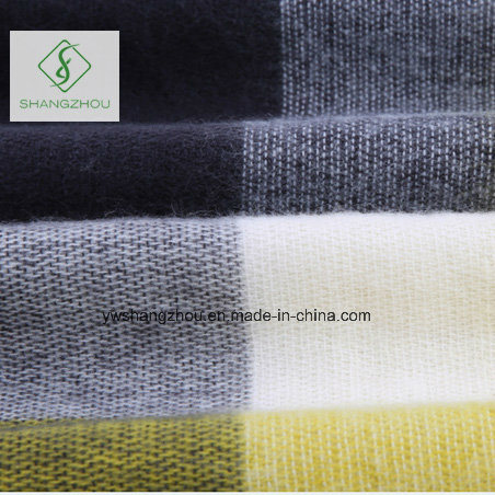 Hot Sale Cashmere Shawl Lady Fashion Square Plaid Scarf 100% Acrylic