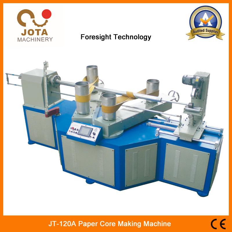Reliable Quality spiral Paper Tube Making Machine with Core Cutter