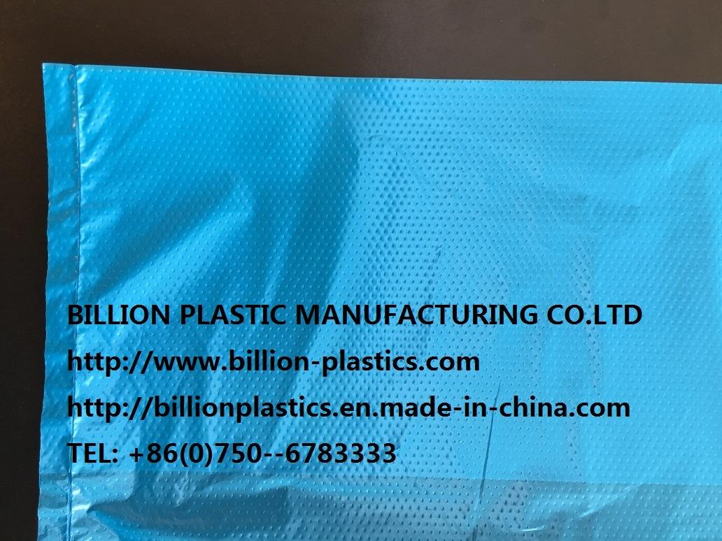HDPE Plastic T-Shirt Bag Packing Vest Bag Shopping Bag Garbage Bag Rubbish Bag T-Shirt Bag Carrier Bag Shopping Bag Polybag Gusset Bag