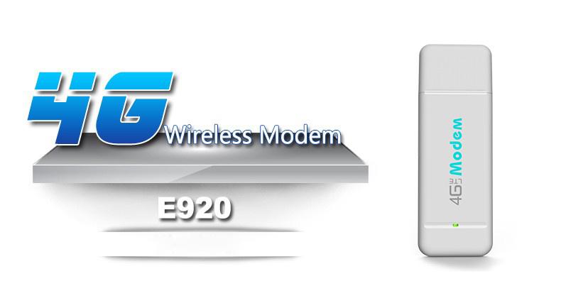 4 G USB Wireless Modem Modulation Regulator