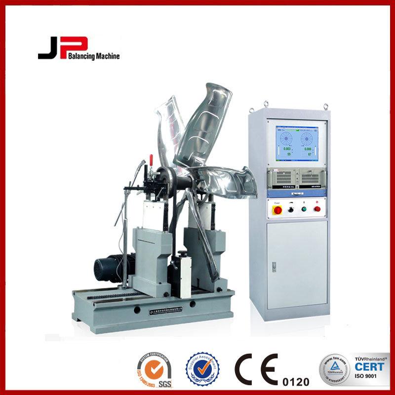 Hard Bearing Horiziontal Balance Machine for Axial Fan