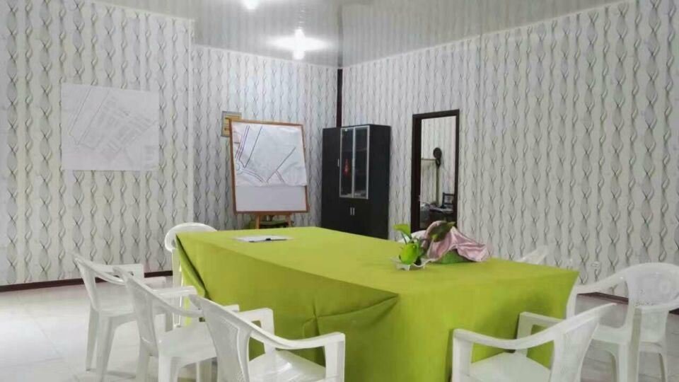 portable Simple Install Prefabricated Fabricated House