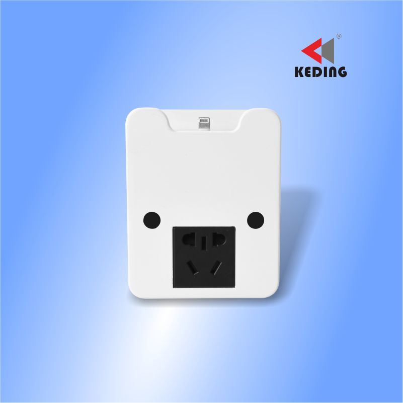 Wall Outlet Socket with USB Charger