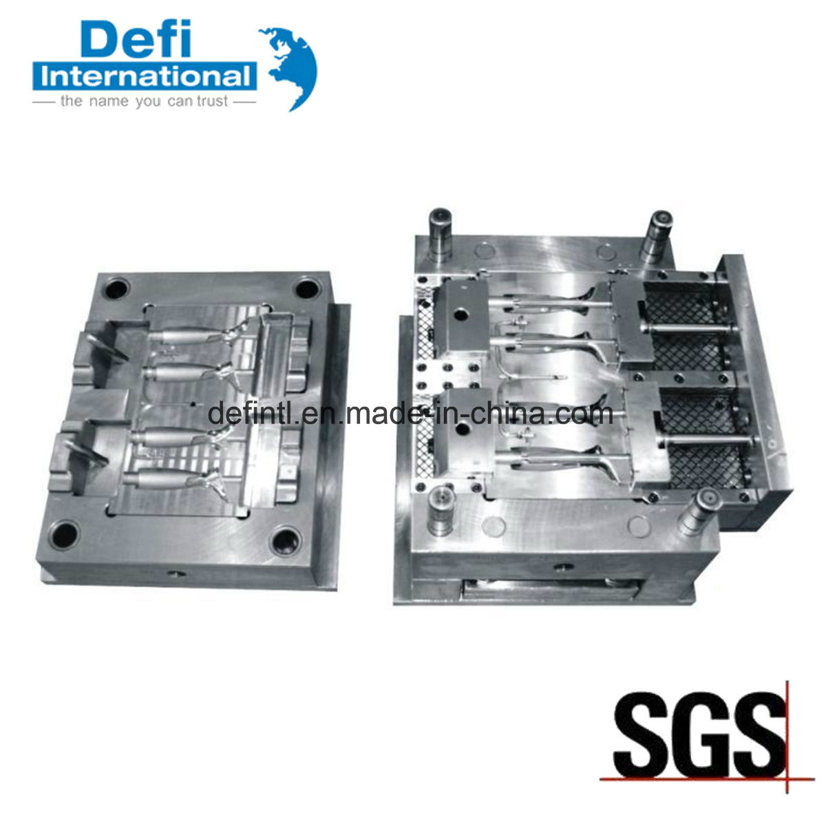 Good Quality Plastic Mould for Plastic Extrusion