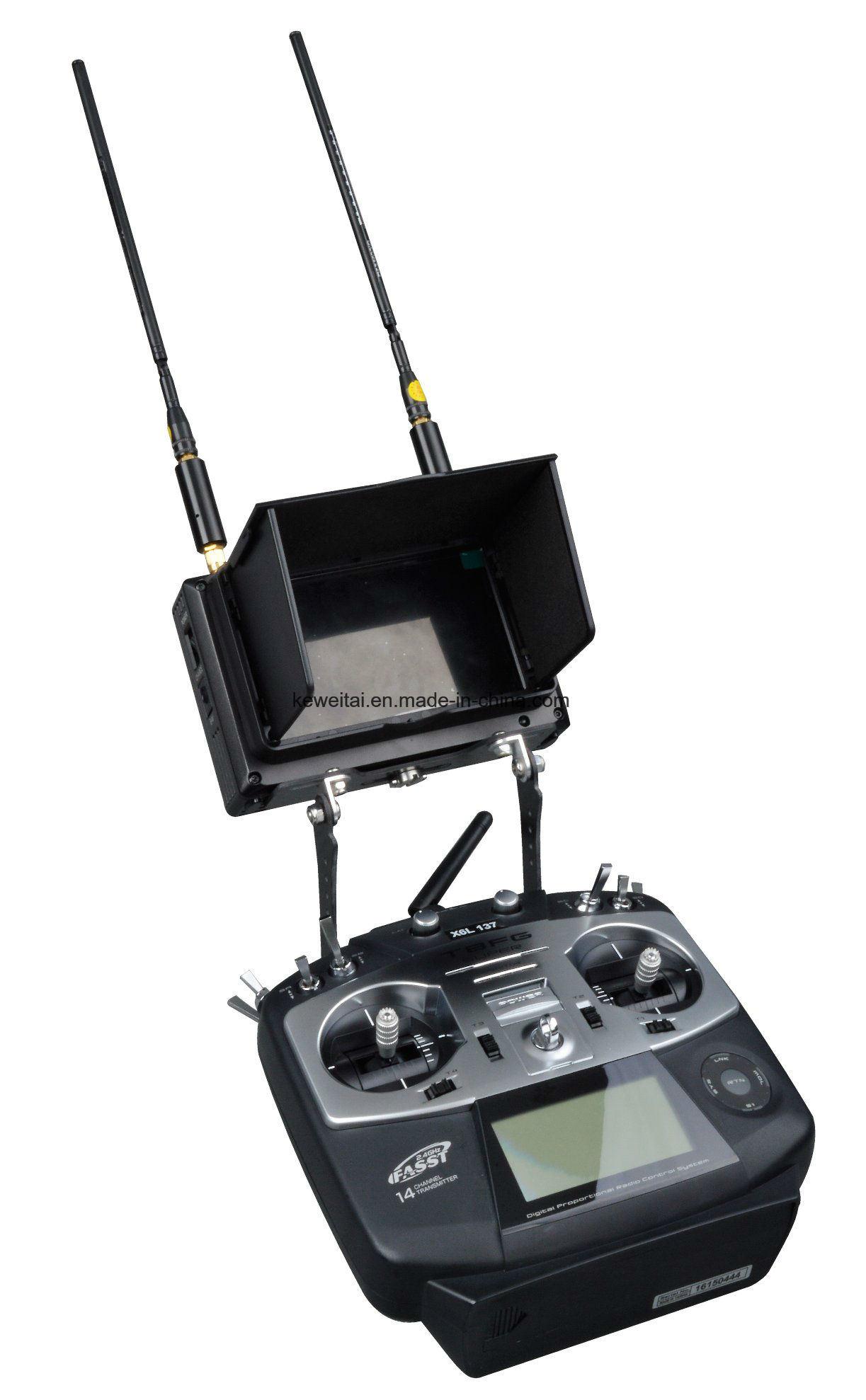 Fpv Cofdm Handheld Image Receiver