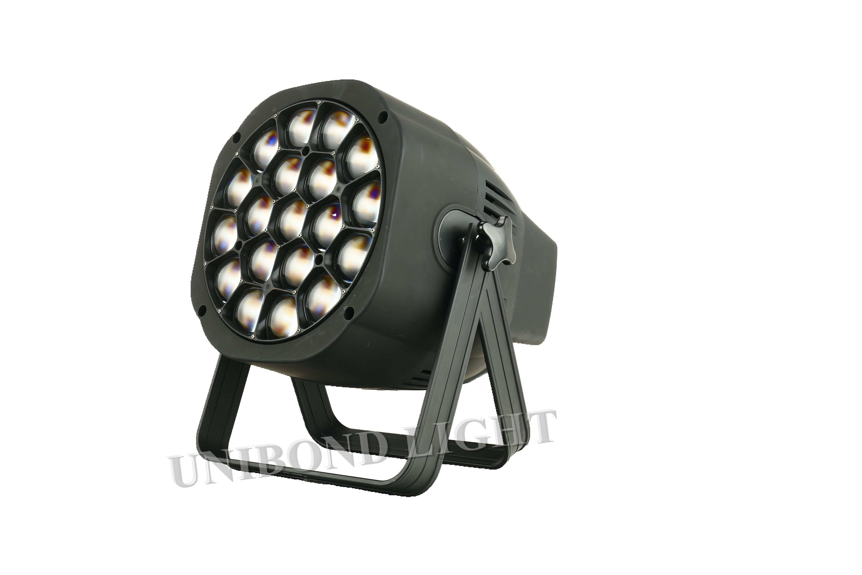 LED Lighting 19*15W High Power RGBW 4 in 1 Beeye PAR Light Stage Light