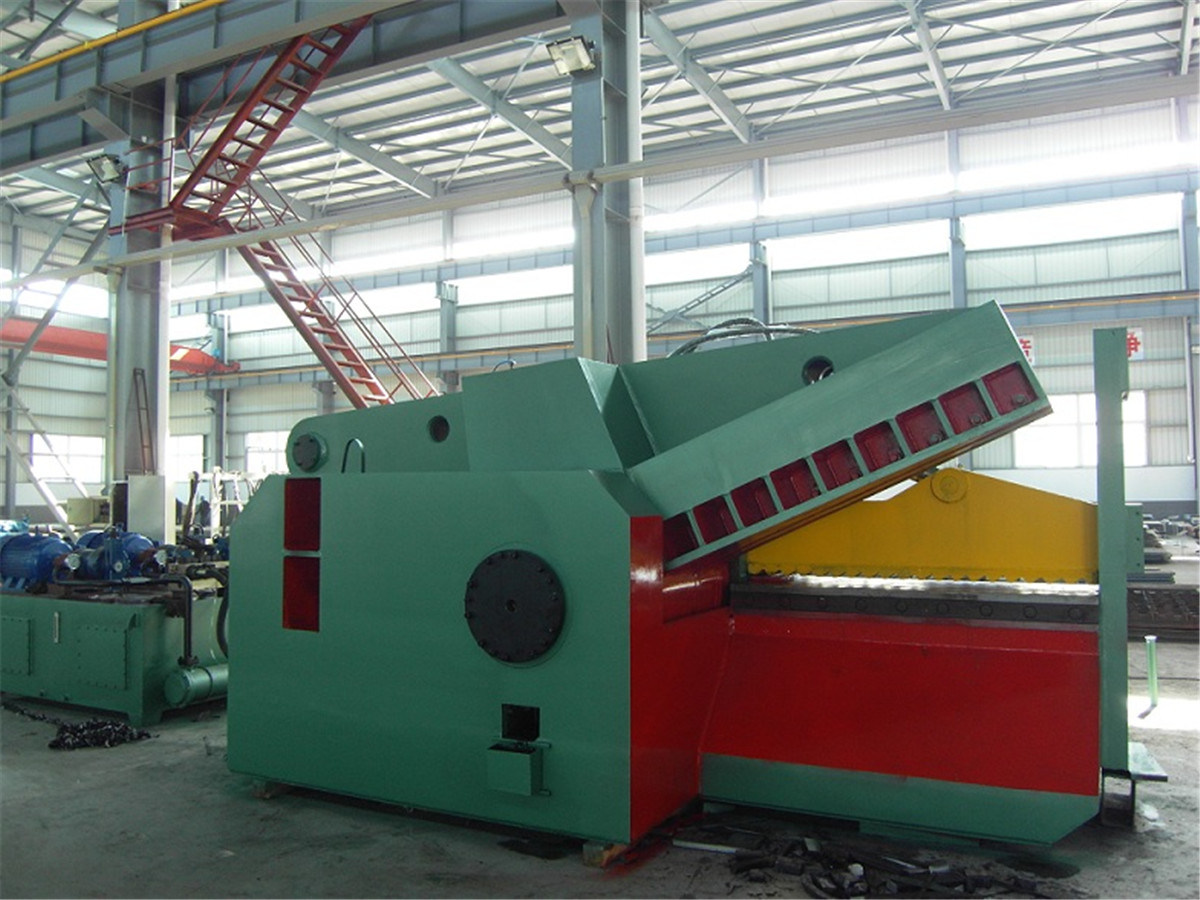 Q43-2500 Alligator Scrap Metal Shear