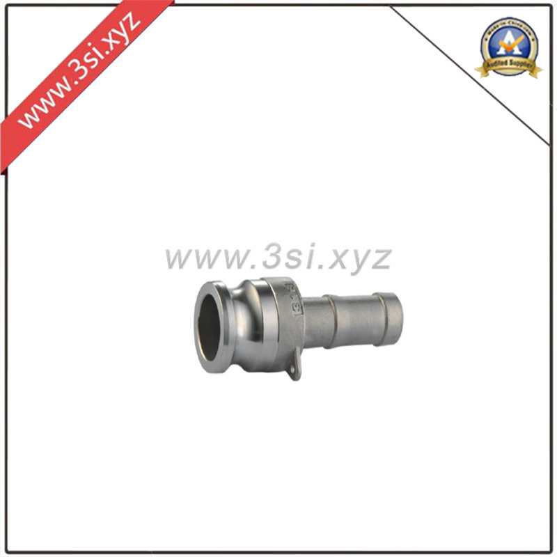 Stainless Steel Pipe Quick Coupling with Type E (YZF-F369)