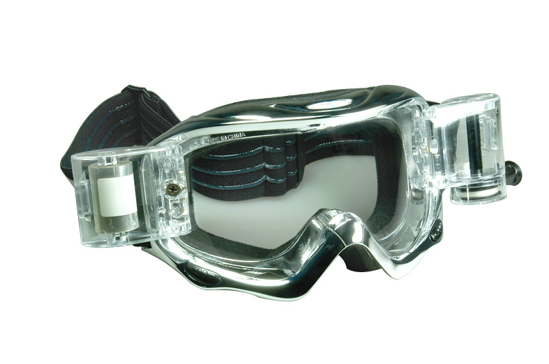 Cool Roll off System Motox Goggles