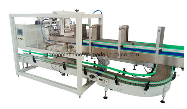 Wrap Around Drop Type Carton Package Machine for Beverage