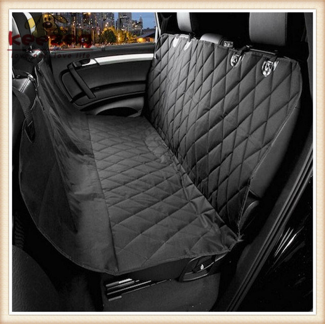 Waterproof Quilted Pet Seat Cover for Cars, Scratch-Proof /Hammock Style (KDS002)