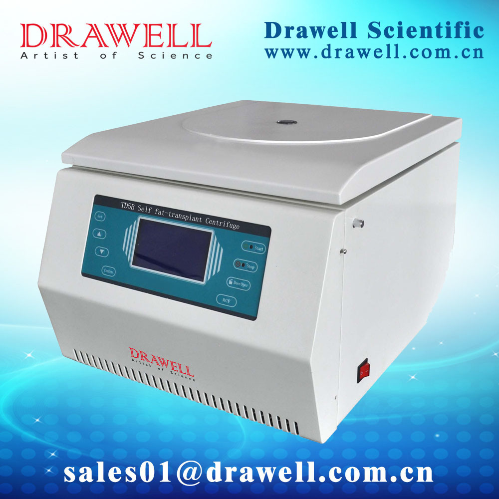 Self Fat-Transplant & Stem Cells Centrifuge Dw-Td5b