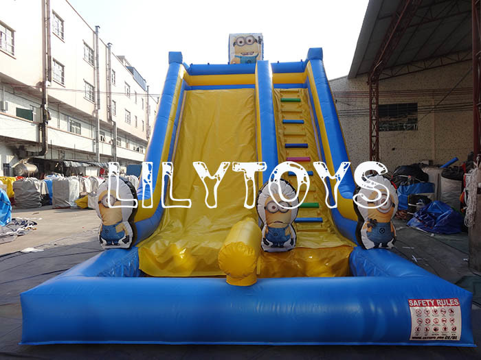 Lilytoys Inflatable Bounce Slide Combo Jumper Slide Inflatable Buy
