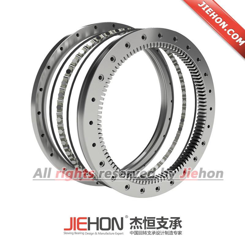 Crossed Roller Swing Bearing for Heavy Duty Equipments