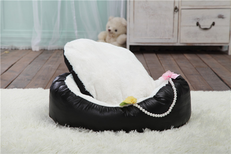Comfortable Bassinet Style Dog Bed & Pet Bed