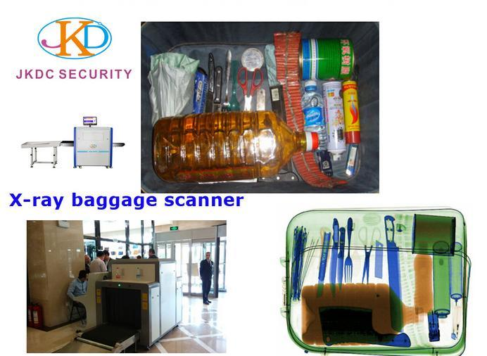 X-ray Baggage Security Scanner for Factory & Airport Jkdm-5030c