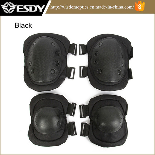 Military Painitball Airsoft Gear Tactical Protection Elbow and Knee Pads